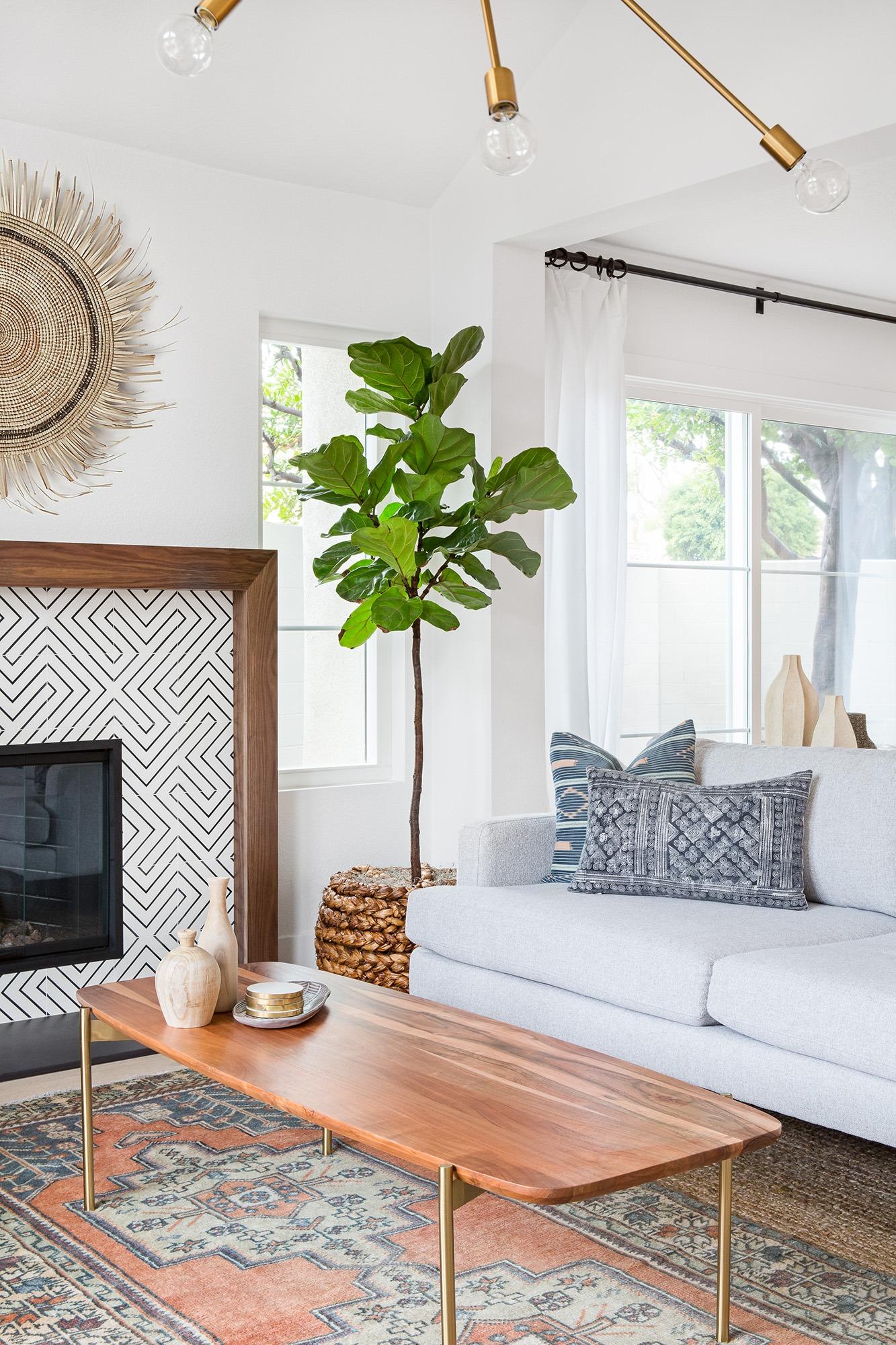 Home Tour: Newport Beach Home Remodel - Lindye Galloway Interiors